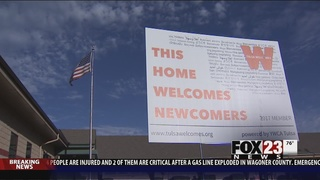 YWCA Tulsa shares welcoming message toward immigrants, refugees with new…