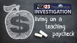 Oklahoma teacher pay: struggling to make ends meet