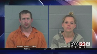 Police use Taser during Rogers County traffic stop