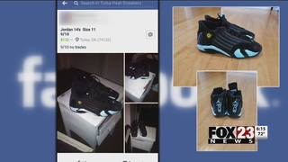 Owasso residents reportedly shocked to find stolen items on Facebook Marketplace