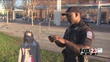 Tulsa police officer takes girl to father-daughter dance