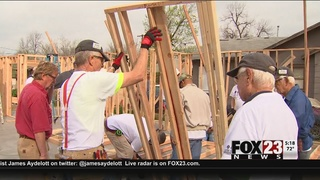 Tulsa family to benefit from new Habitat for Humanity home