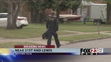 Tulsa police investigate stabbing near Admiral and Lewis