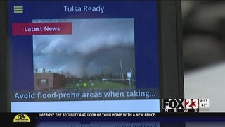 Tulsa Ready app helps residents prepare for severe weather