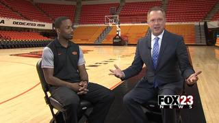 Mike Boynton sits down with FOX23 for first TV interview