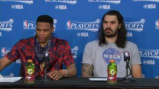 Westbrook goes on rant defending Thunder teammates