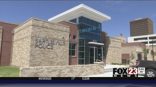 Bartlesville police move into multi-million dollar complex