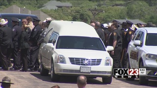 Funeral services honor slain Logan County deputy