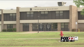 Broken Arrow teen arrested after allegedly bringing gun to Freshman Academy