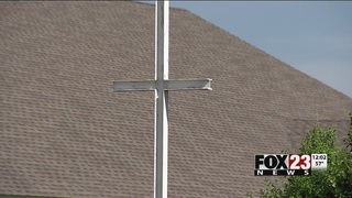 Church keeps moving forward after tornado