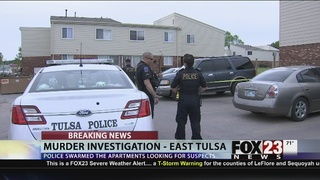 Police: 3 in custody after standoff in east Tulsa, shooting at convenience store