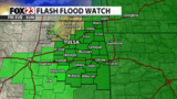 Severe weather brings flooding, storms to Green Country