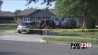East Tulsa shooters hit man, family dog