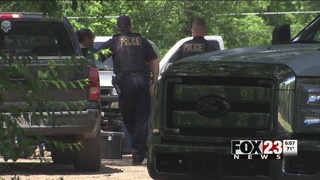Tulsa police uncover possible chop shop during stolen vehicle investigation