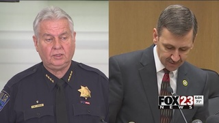 WATCH: TPD addresses relationship with Tulsa District Attorney