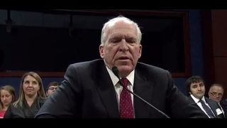 Ex-CIA Director worried by 2016 contacts between Russia and certain U.S. persons