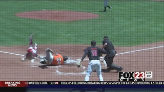 Battenfield leads OSU past top-seeded Texas Tech