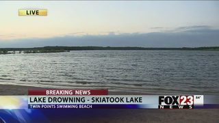 Drowning victim recovered at Skiatook Lake