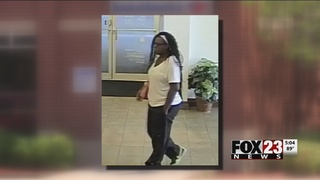 Police search for north Tulsa bank robbery suspect