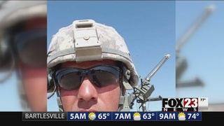 Thieves steal valuable gear from Oklahoma Army National Guard specialist