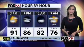 Storm chances and cooler weather return