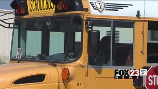 Broken Arrow parent says bus was more than an hour late picking up kids…