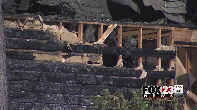 Investigators Work To Determine Cause Of Deadly Tulsa Apartment Fire