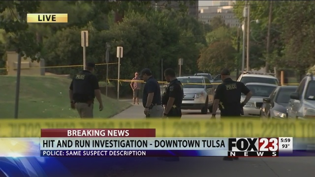 Deadly Hit and Run Downtown: 1 dead, 1 in custody | FOX23