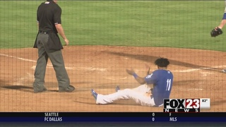 RockHounds beat Drillers, force game five