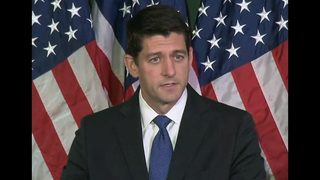 Ryan: Congress likely to approve more hurricane disaster relief in October