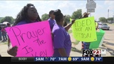 Prayer, unity rally held in Tulsa to take stand against violence
