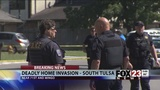Man killed in suspected random robbery attempt in south Tulsa