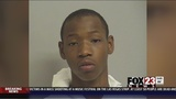 VIDEO: Teen arrested after deadly south Tulsa crime spree