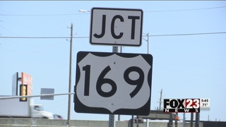 Highway 169 on-ramp to stay closed for at least another month