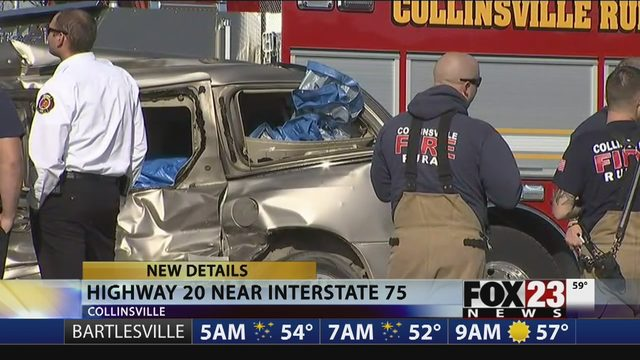 Deadly Crash Near Highway 20 And Highway 75: Updates | FOX23