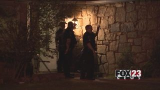 VIDEO: Teen arrested in Tulsa