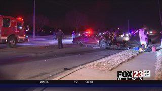 Driver dies after east Tulsa rollover