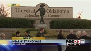 Tulsa group protests OU regent