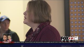 Parent Expresses Concern at Bixby School Board Meeting