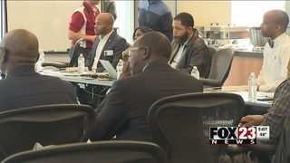 Greater Tulsa Area African-American Affairs commission meets for the first time