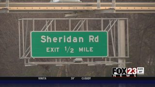 City of Tulsa to restore lights along Broken Arrow Expressway