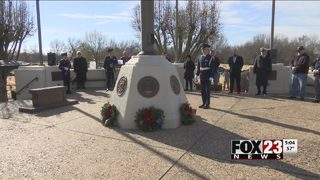 Fallen veterans honored at Broken Arrow