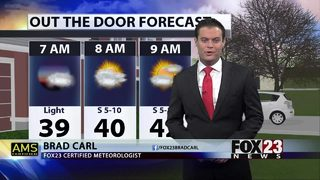 Back to sunshine, warmer temps for Monday