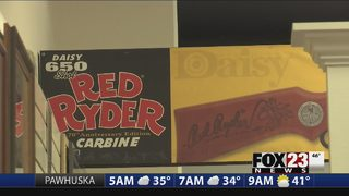 How the Red Ryder BB gun became part of