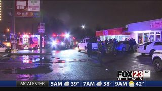 Police believe deadly Tulsa shooting is gang related