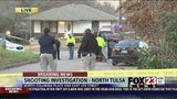 VIDEO: Victim dies after north Tulsa shooting