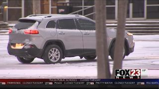 VIDEO: Cold sweeps through Green Country
