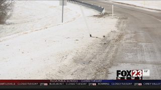 VIDEO: Craig County residents wake up to snow