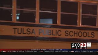 VIDEO: Schools cancel class for cold
