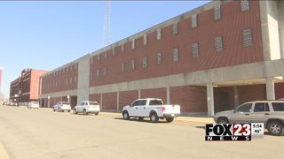 Water main breaks temporarily shut down part of Muskogee County Jail